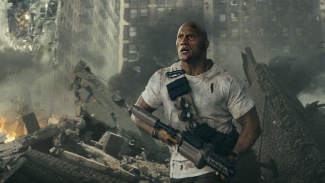 rampage-pelicula-movie-review-reseña-critica-Dwayne-johnson