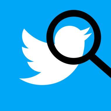 Twitter Mensajes Filtro