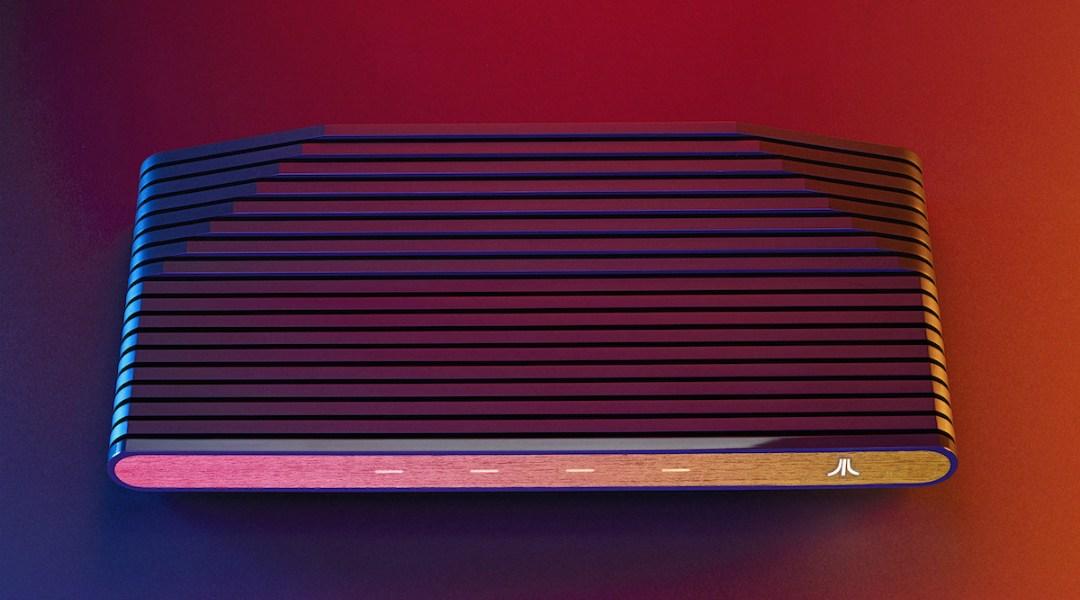 Por fin tenemos todos los detalles del nuevo Atari VCS