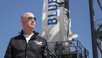 Jeff Bezos planea crear una nave que haga entregas a la Luna