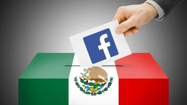 Facebook mostrará las propuestas de los candidatos a la presidencia de México