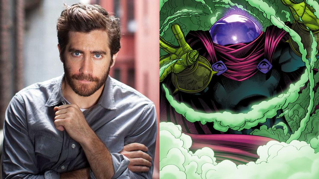 Jake Gyllenhaal Mysterio secuela Spider-Man Homecoming