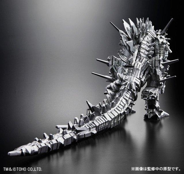 Figuras de acción de Godzilla versión anime