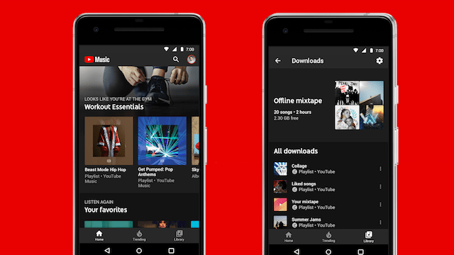 Así es YouTube Music, el nuevo servicio de Google