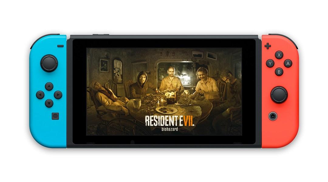 Resident Evil 7 en Nintendo Switch