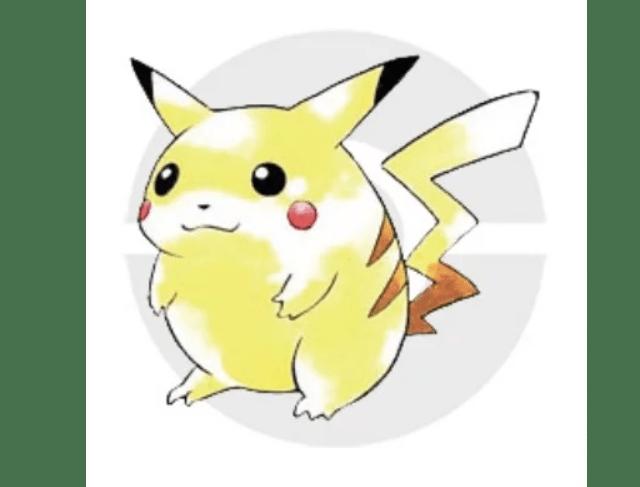 Así fue como una ardilla dio origen a Pikachu