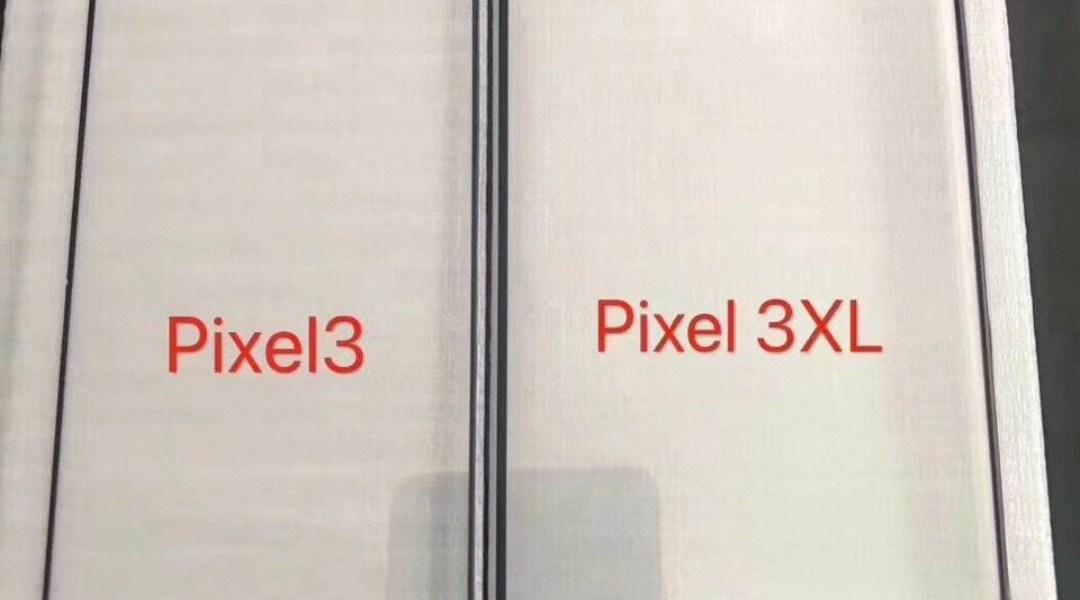 El Pixel 3XL tendrá notch y tal vez reconocimiento facial