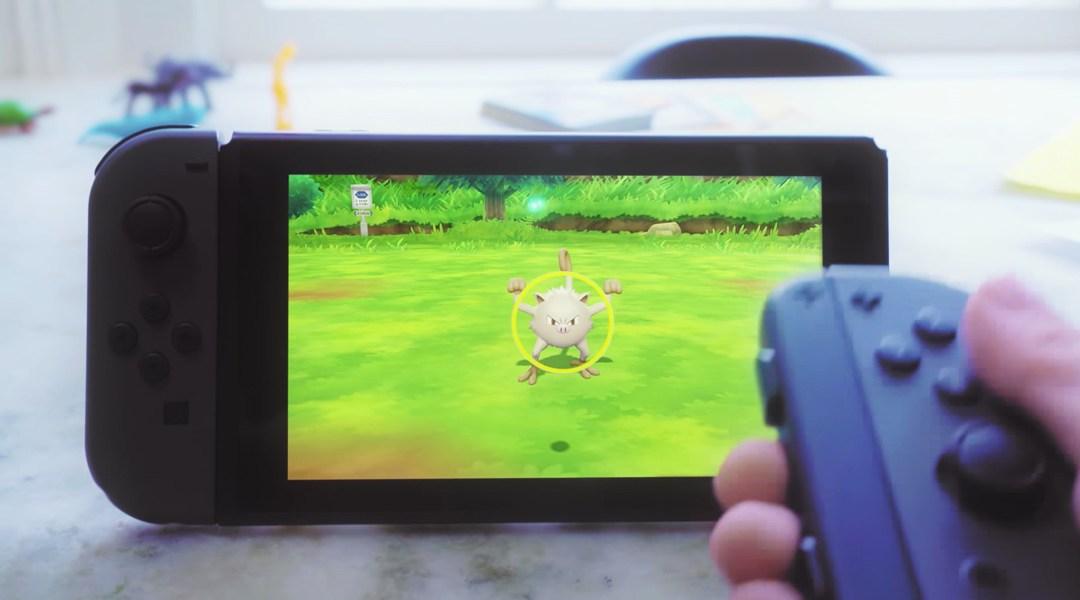 Pokemon Let S Go Llegara A Nintendo Switch Con Dos Versiones