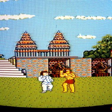 Imagen de Street Fighter para NES