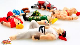 Las nuevas USB basadas en Street Fighter