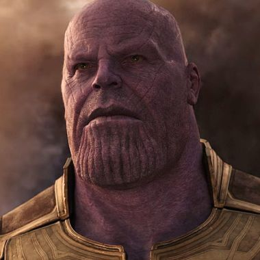 Thanos Marvel Studios Avengers Infinity War