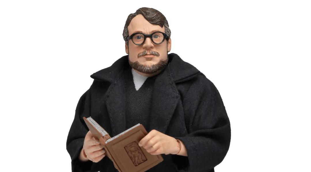 Figura de acción de Guillermo del Toro