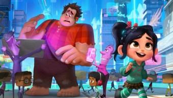 Imagen promocional de Wreck It Ralph 2