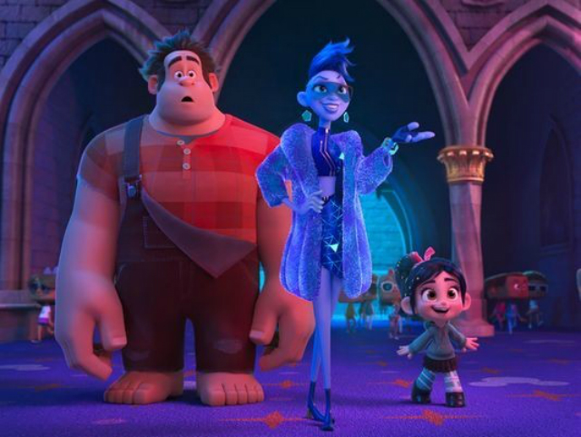 Las princesas de Disney aparecerán en Ralph Breaks the Internet
