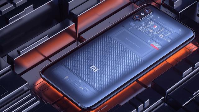 el nuevo teléfono de gama alta de Xiaomi