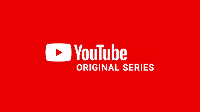 Logo de YouTube orignal series, las producciones originales de YouTube