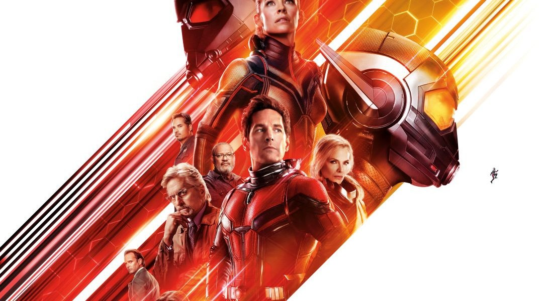 Póster oficial de Antman and The Wasp