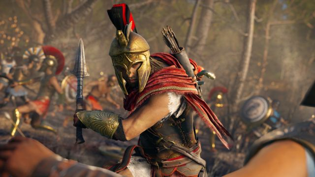 Assassin's Creed Odyssey imagen del Trailer