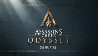 Es oficial: Ubisoft presentará Assassin's Creed Odyssey en el E3