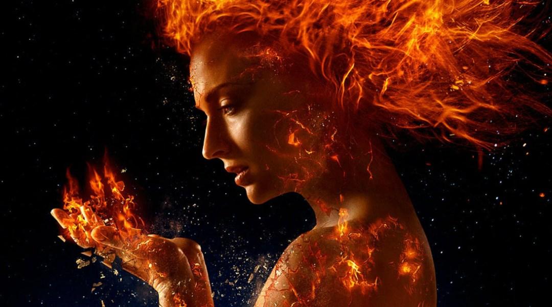 El nuevo póster de Black Phoenix es una homenaje al cómic