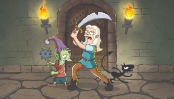 Disenchantment-Matt-Groening-Netflix