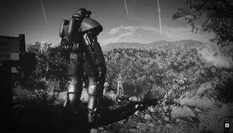 Imagen de Fallout 76 sacada del tráiler