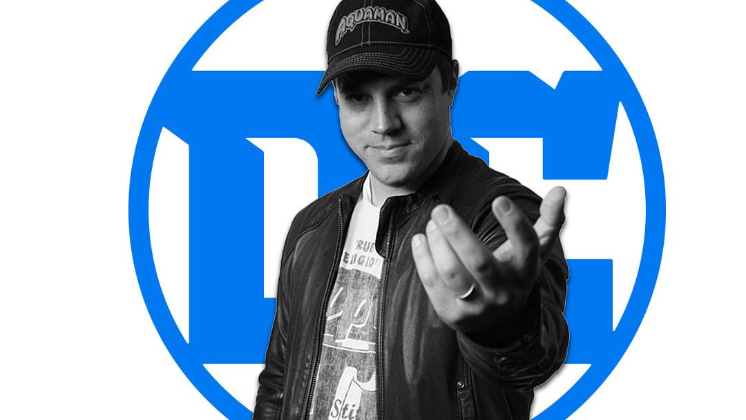 Geoff Johns DC Entertainment