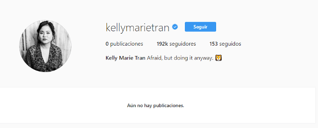 Kelly Marie Tran instagram