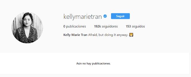 Kelly Marie Tran instagram