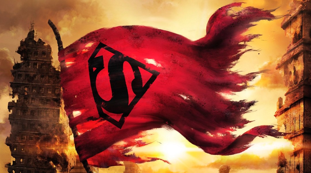 La Muerte de Superman Pelicula Animada