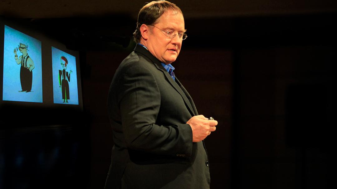 John Lasseter, el icónico director de Disney y Pixar