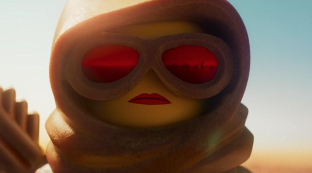 Warner lanza el primer tráiler de The Lego Movie 2