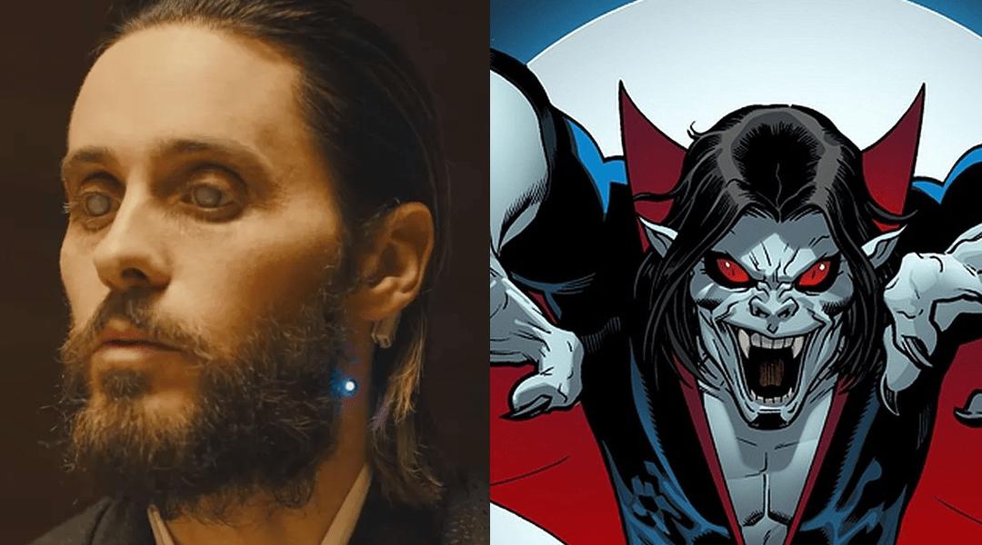 Jared Leto será Morbius, el vampiro viviente