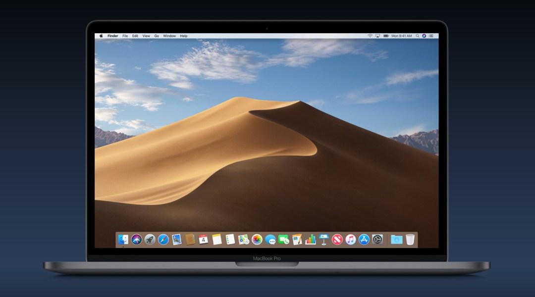 MacOS-Mojave-MacBook-Pro