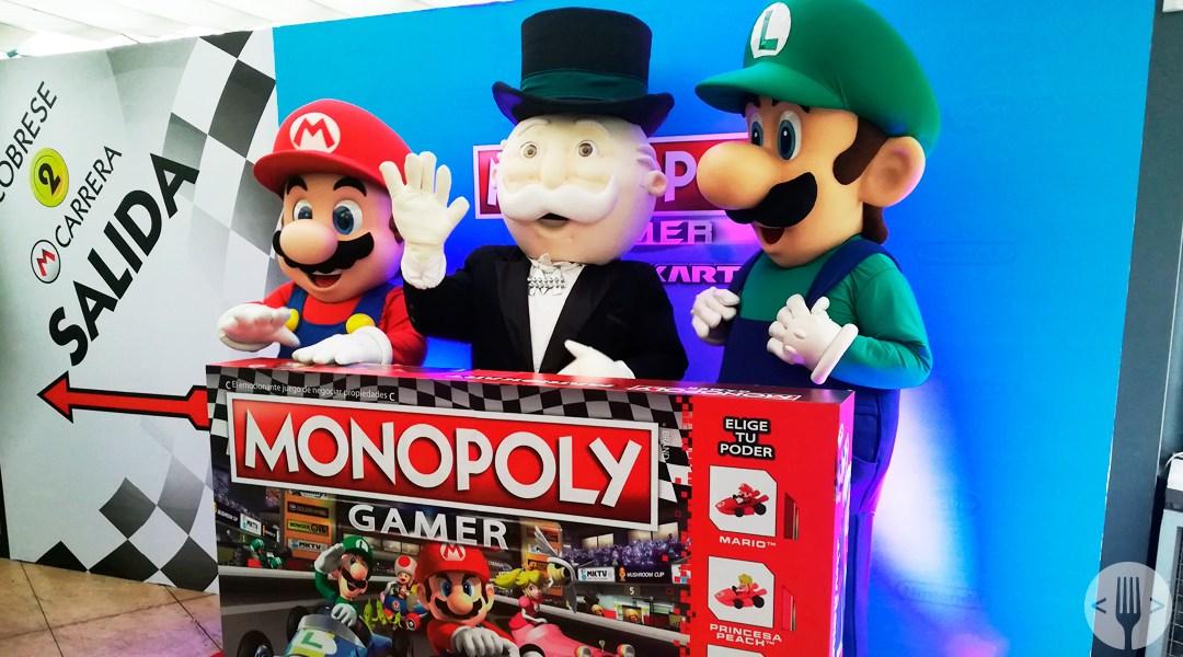 El Monopoly Gamer De Mario Kart Llega A Mexico