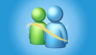 MSN Messenger logo