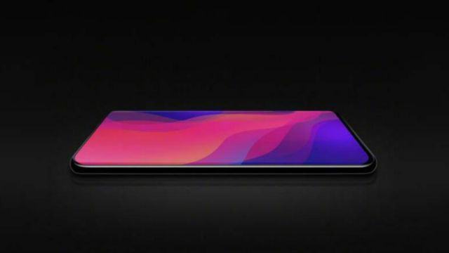 El nuevo Oppo Find X es el primer teléfono sin notch