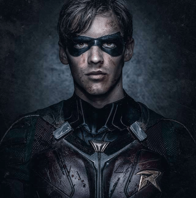 El actor que interpretará a Robin en Titans