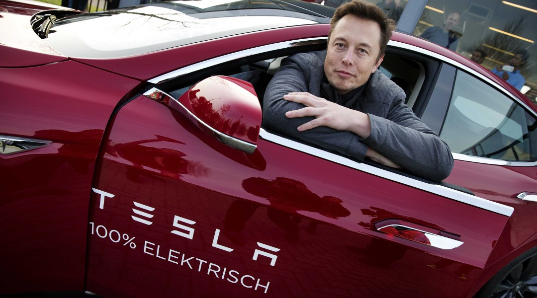 Elon Musk, el CEO de Tesla Motors