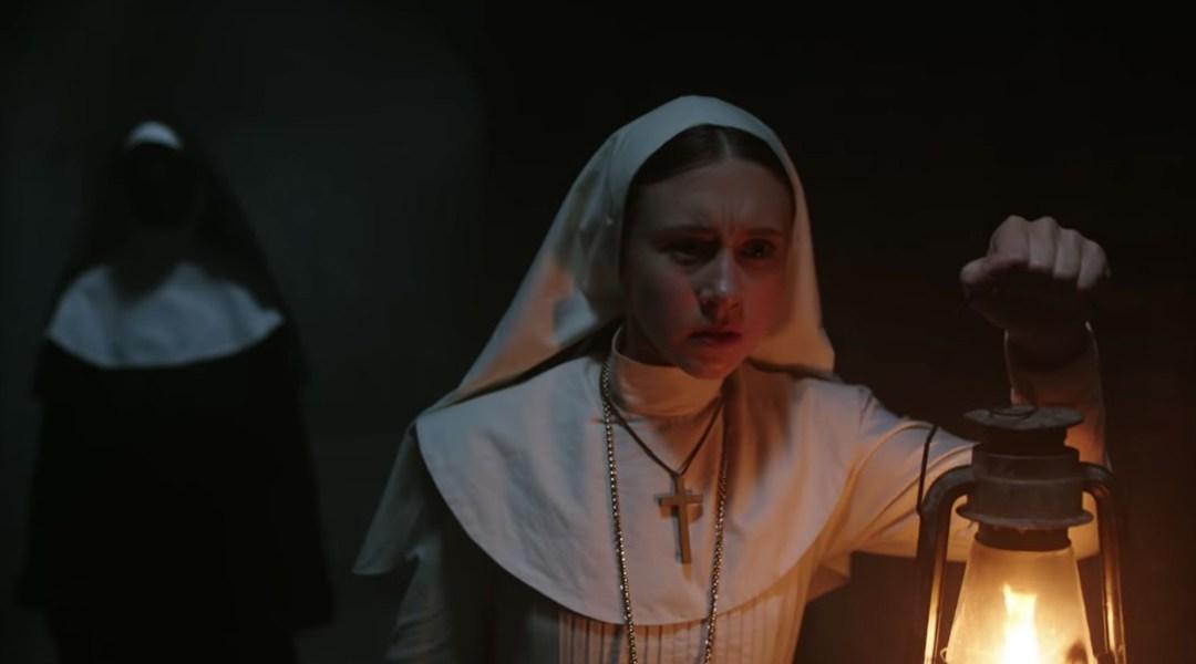 Tráiler de The Nun nos lleva a las catacumbas de un covento