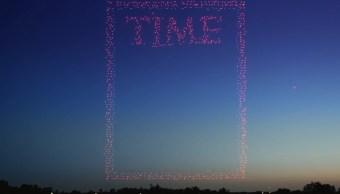 Portada revista Time drones
