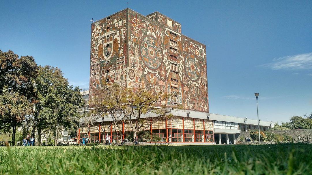 UNAM reconocida como la más hermosa de Latinoamérica