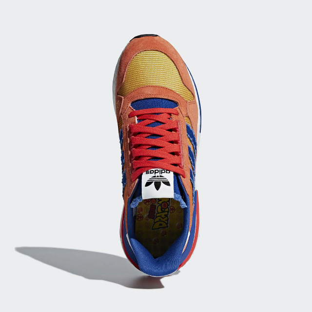Modelo Adidas ZX500 RM Goku (Sneaker News/ Adidas)