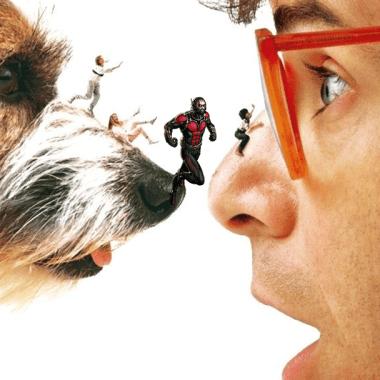 Poster de Querida Encogí a los niños con un pequeño Ant-MAn