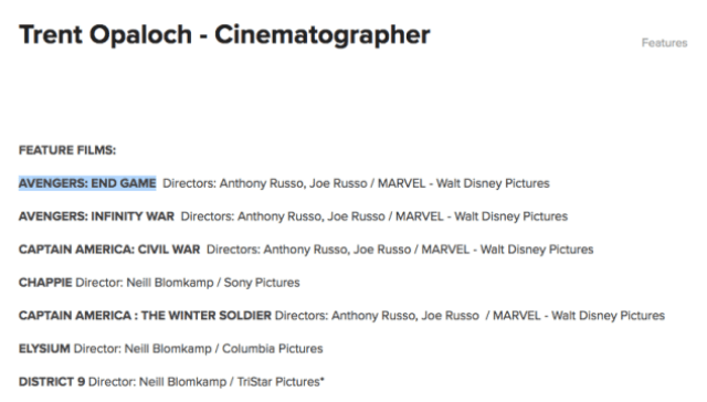 Avengers 4: este sería el nombre oficial de la esperada película