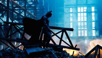 El caballero de la noche, el mismísimo Batman