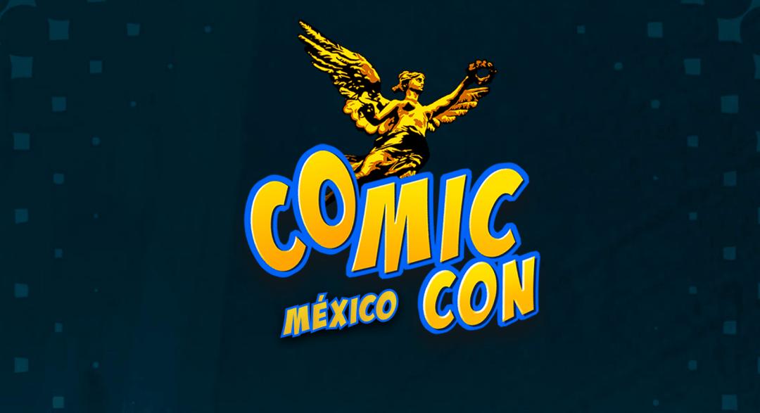 Logo de Comic Con de la Ciudad de México