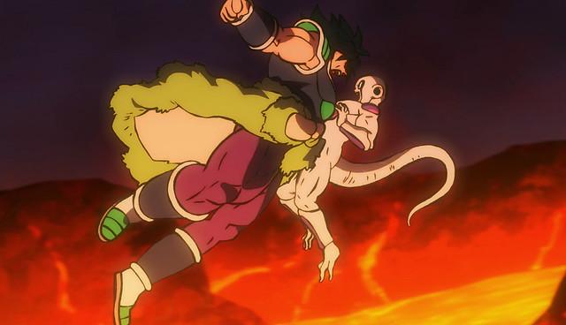 Dragon Ball Super: Broly (Toei Animation )