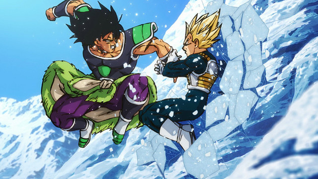 Dragon Ball Super: Broly (Toei Animation )Dragon Ball Super: Broly (Toei Animation )