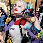 fotomontaje entre Harley Quinn y las protagonistas de Birds of Prey